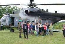 SOVZ Hradiště: Dětský den na Doupově