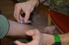 Armáda dává naději: Během jednoho odpoledne rozšířilo Český národní registr dárců dřeně (ČNRDD) 252armádních nováčků