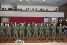 Kurz základní přípravy absolvovali i první účastníci Dobrovolného cvičení