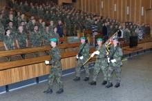 Vyškovští si připomenuli Den ozbrojených sil iVýznamný den VeV-VA