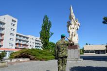 75.výročí Dne vítězství jsme si připomenuli poselstvím ministra obrany atichou vzpomínkou