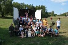 Vojáci  VeV-VA Vyškov navštívili Dětský rekondiční tábor