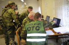 Další jednotka sladěna do zahraniční operace. Její připravenost prověřily na tři desítky incidentů audálostí