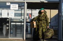 Víc než pět stovek armádních nováčků je vycvičeno a připraveno posílit útvary a zařízení