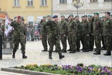 Vyškovští oslavili Den válečných veteránů již vpátek 9.listopadu