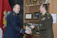 Spolupráce sUniverzitou obrany ivnásledujícím roce