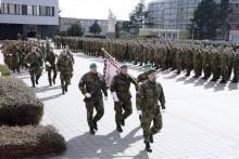 Vojenská akademie si připomenula 20.výročí vstupu ČR doNATO