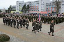 Bezmála čtyři stovky rekrutů Armády České republiky složily vojenskou přísahu