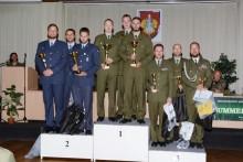 Armádní víceboj Summer Survival 2017 ve Vyškově ovládla Univerzita obrany