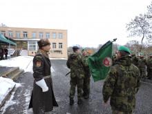Předání funkce náčelníka Střediska obsluhy výcvikového zařízení Hradiště
