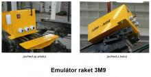 Emulátor raket 3M9 zvyšuje efektivitu výcviku ive Vyškově