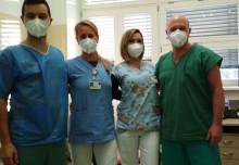 Hlásíme se z nemocnic…