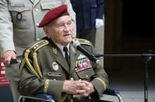 Zemřel generálporučík Jaroslav Klemeš, poslední parašutista z protektorátu a patron kurzu Komando