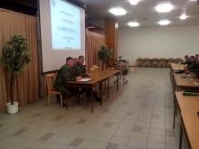 Příprava další jednotky do mise v Mali