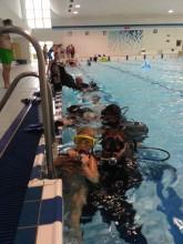 Vyškovští potápěči zpestřují každoročně život zdravotně postižených dětí