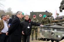 Průmyslové dny ve Vyškově představily rezortu lehká obrněná vozidla