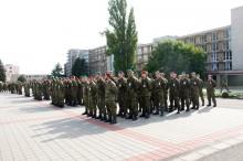 Branami vojenské akademie prošly další téměř tři stovky vojáků
