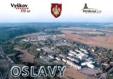 Pozvánka na oslavu k 20. výročí zřízení Vojenské akademie ve Vyškově