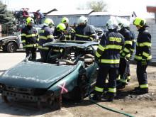 Zpřípravy hasičských odborností: Vyprošťování osob itechniky