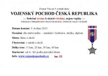Vojenský pochod - Česká republika