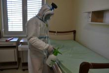 V ostravském Alzheimercentru se vystřídali naši vojáci, kteří tam vypomáhají při koronavirové nákaze