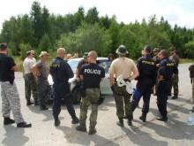 Meziresortní spolupráce s Policí ČR: Účast vyškovských instruktorů na integrovaných výcvicích