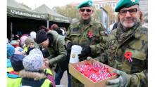 Vojenský fond solidarity opět pořádá sbírkuke Dni válečných veteránů