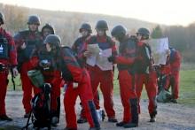 Civilní zaměstnance NATO, kteří míří do nebezpečných oblastí světa, trénují ve Vyškově