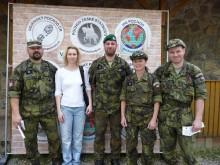 7. vojenského pochodu Česká republika se účastnili i Vyškovští