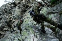 Pozvánka na odborný seminář instruktorů vojenského lezení