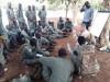 Instruktoři vyškovské Vojenské akademie cvičí pravidelně vojáky i v Mali