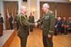 Bez kvalitního důstojnického sboru se neobejdeme, řekl absolventům kurzu generálmajor Střecha