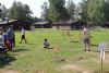 Srubový tábor Smilov obléhaly děti