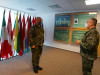 Velitelství výcviku-Vojenská akademie má třetího štábního praporčíka