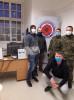 Letošní druhý nasazený tým ve FN Brno je zpět. Postupně se vrací idalší naši příslušníci, ale pomáháme nadále