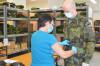 Zahájili jsme izákladní přípravu záložníků adobrovolníků