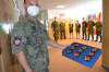 Vojenská akademie veVyškově slaví 25let odsvého zřízení avletošním roce si připomínáme idalší významná výročí