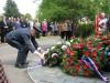 71. výročí Dne vítězství: Pietní akt u hrobu armádního generála Ludvíka Svobody v Kroměříži