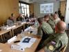 Ve Vyškově jednali vrchní praporčíci zemí V4 o spolupráci při rozvoji poddůstojnického a praporčického sboru