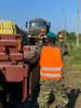 Nakládaní techniky naželeznici aneb vagónování vBoleticích