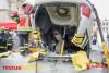 Vrámci RescueDays 2021 se zdokonaloval ináš specialista přpravy hasičských odborností