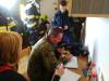 Vycvičili jsme nové velitele družstev vojenských hasičských jednotek