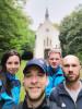 """Příslušníci Velitelství výcviku-Vojenské akademie se účastnili """"Běhu pro válečné veterány"""". Podpořili je více než dvěma tisíci kilometry"""
