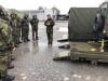 Výcvik pro logistiky zabezpečili kolegové zÚseku logistických odborností Velitelství výcviku-Vojenské akademie ve Vyškově