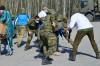 Vojáci mířící do Mali trénovali kvůli COVID-19 záchranu raněného na speciální figuríně