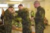 Základní armádní výcvik zahájili izáložníci adobrovolníci