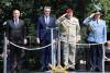 Ministr obrany a náčelník Generálního štábu na oslavu Dne ozbrojených sil předali resortní vyznamenání. Mezi vyznamenanými i příslušníci VeV-VA