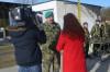 Projekt 20let vNATO: Česká televize natáčela uVojenské akademie