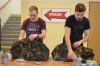 Úsek základní přípravy cvičí dalších 72nováčků