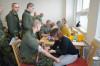 Stovka armádních nováčků se připojila kdárcovství kostní dřeně